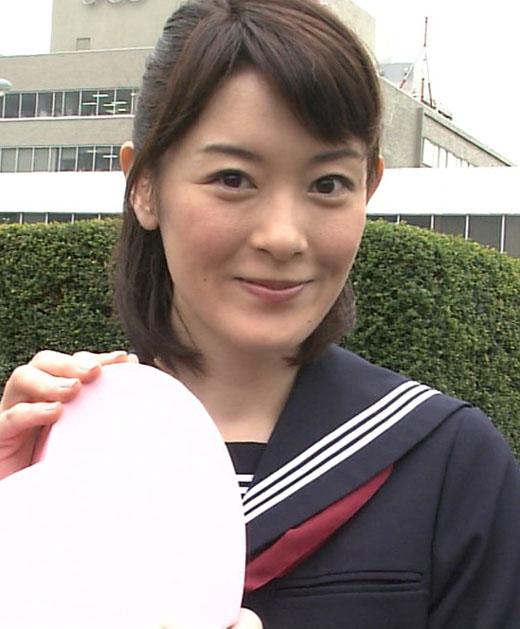 松村正代 セーラー服の画像