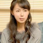 田中律子は娘に背中を押され旦那と離婚し再婚は!結婚前に三浦知良と恋も